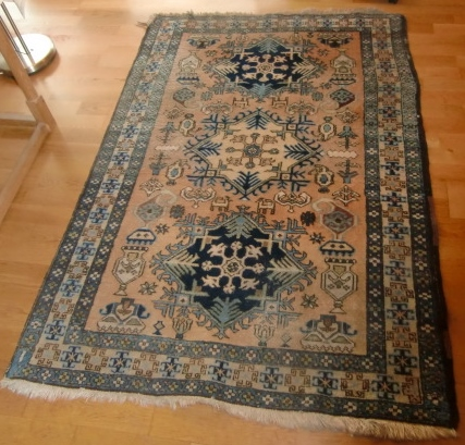 M890M N1 Hand-knotted Oriental Persian rug