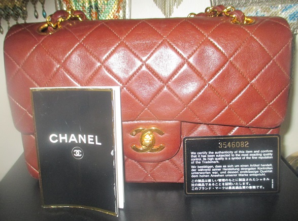 xxM1234M Chanel 2,55 CC Matelasse double flap quilted chain x