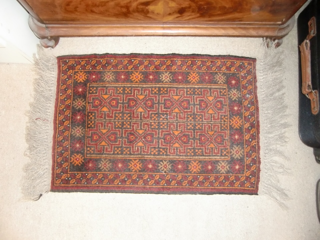 M899M Nr 5 Hand-knotted Persian carpet
