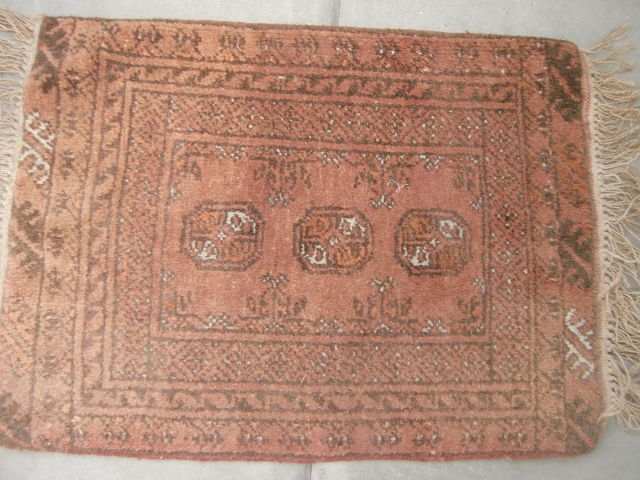 M900M Nr 6 Hand-knotted Persian carpet