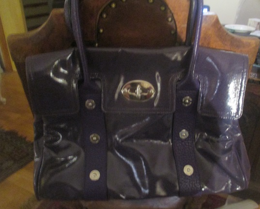 xxM1068M Mulberry bayswater large handbag excellent x