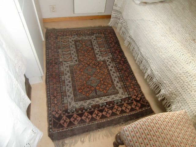 M898M Nr 4 Hand.Knottede Persian Rug