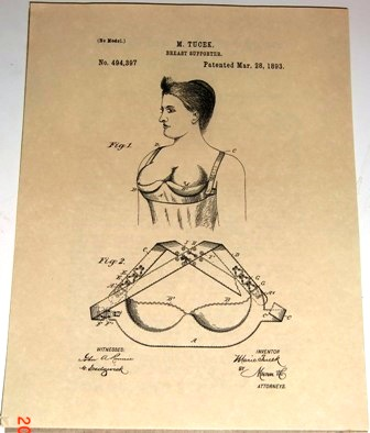M218M Breat Support Patent 1893