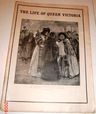 M219M The life of queen Victoria