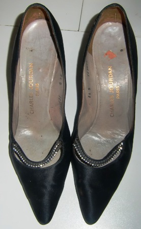 xxM532M Charles Jourdan 1950s Shoes