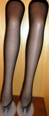 xxM266M Fishnet Stockings from about 1920