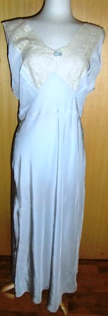 xxM233M 1920-30s Slip or Nightgown