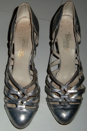 xxM26M 1930-40 Evening Shoes