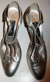 xxM29N 1940-50 Evening Shoes