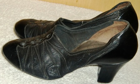 xxM153M 1920s Everyday shoes SOLD