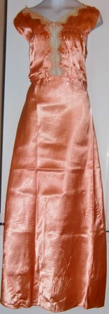xxM193M Salmon Pink Nightgown