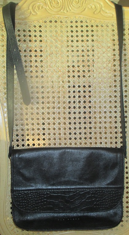 xxM1192M The Trend shoulder bag in soft leather x